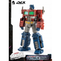 Figura DLX Optimus Prime Transformers: War for Cybertron Trilogy Threezero
