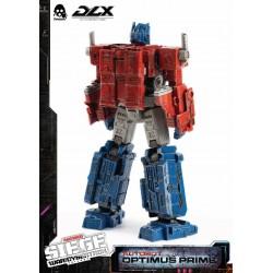 Figura DLX Optimus Prime Transformers: War for Cybertron Trilogy Threezero