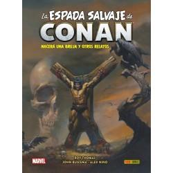 La Espada Salvaje de Conan 3 (Biblioteca Conan)