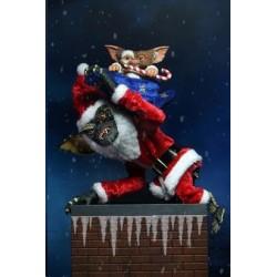 Ultimate Santa Claus Stripe con Gizmo Gremlins Neca