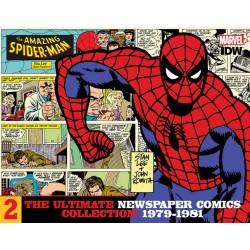 El Asombroso Spiderman. Las Tiras de Prensa 2