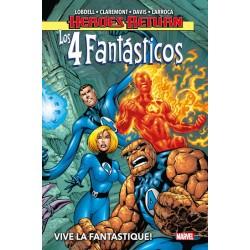 Heroes Return. Los 4 Fantásticos 1. Vive La Fantastique!