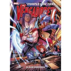 Los Vengadores 2. El Rubí Emersión (Marvel Action)