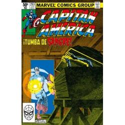 Captain America 253 (Marvel Facsímil)