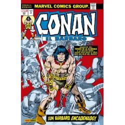 Conan el Bárbaro. La Etapa Marvel Original 3. ¡Un Bárbaro Encadenado! (Marvel Omnibus)