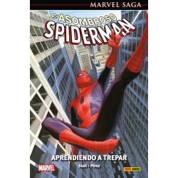 El Asombroso Spiderman 45. Aprendiendo a Trepar (Marvel Saga 103)