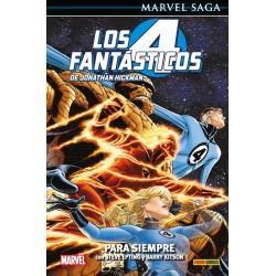 Los 4 Fantásticos de Jonathan Hickman 6. Para Siempre (Marvel Saga 104)