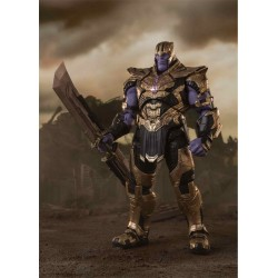 Figura Thanos Final Battle Endgame SH Figuarts Bandai