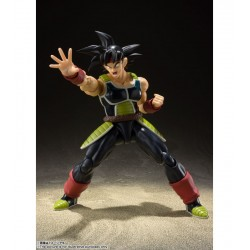 Figura Bardock Dragon Ball Z SH Figuarts Bandai