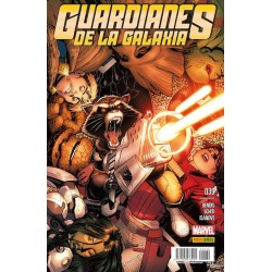 Guardianes de la Galaxia 39