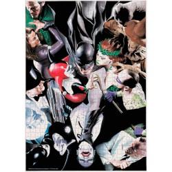 Puzzle Batman Enemigos DC Comics 1000 Piezas