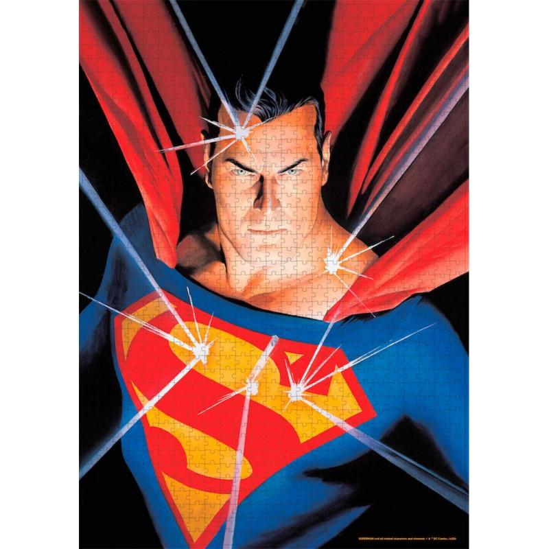 Puzzle Superman Comics 1000 Piezas