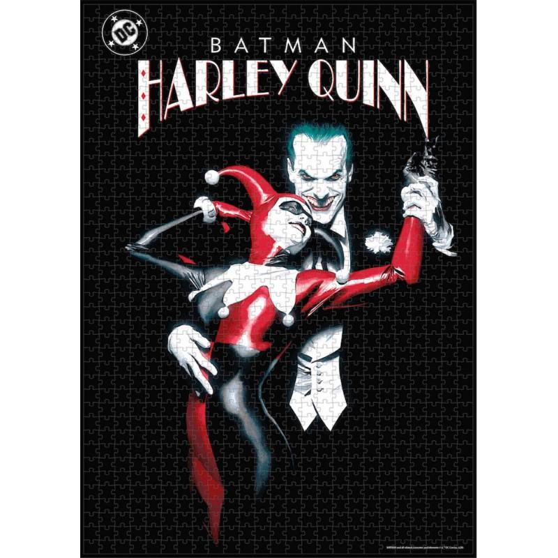Puzzle Joker y Harley Quinn DC Comics 1000 Piezas