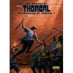 Los Mundos de Thorgal. La Juventud de Thorgal 7. Diente Azul