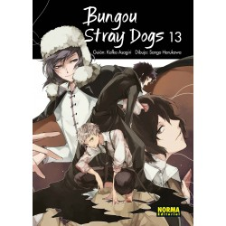 Bungou Stray Dogs 13