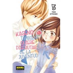 Kageno También Quiere Disfrutar de la Juventud 5