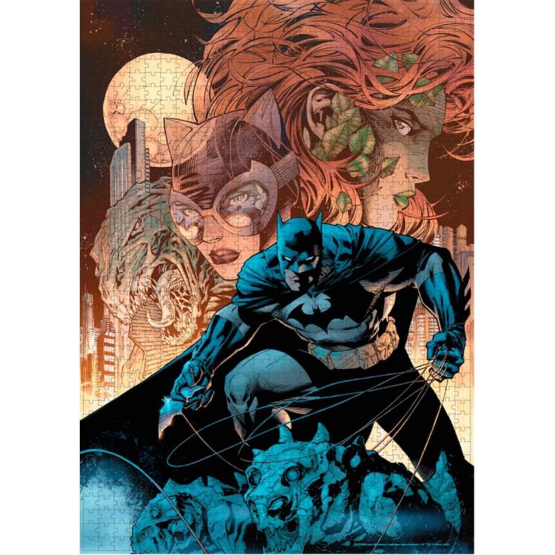 Puzzle Batman Catwoman DC Comics 1000 Piezas