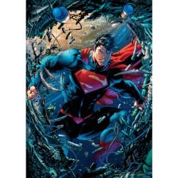 Imagén: Puzzle Superman Chatarra Jim Lee DC Comics 1000 Piezas