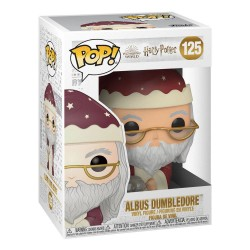 Albus Dumbledore Navidad Harry Potter POP Funko 125