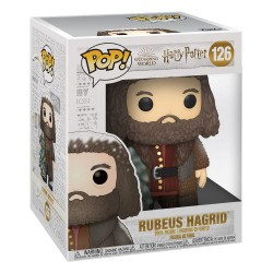 Rubeus Hagrid Navidad Harry Potter POP Funko 126