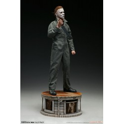 Estatua Michael Myers Halloween Pop Culture Shock