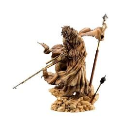 Figura Morador de las Arenas Barbaric Desert Tribe Artist Series Star Wars Escala 1/7 Artfx PVC Kotobukiya