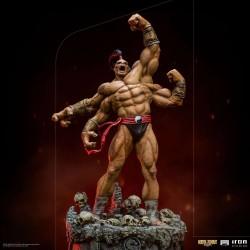 Estatua Goro Mortal Kombat Iron Studios Escala 1/10