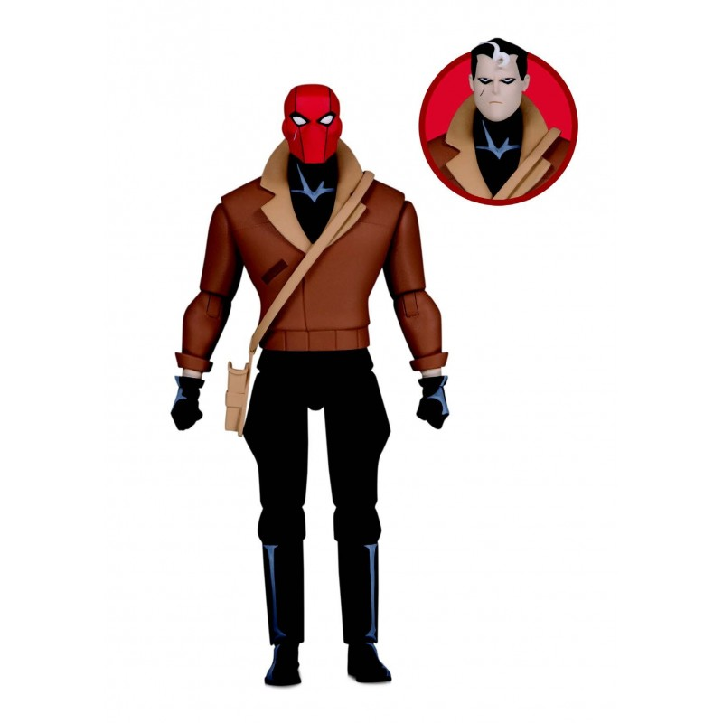 Figura Red Hood The Batman Adventures Continue