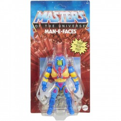 Man-E-Faces Origins Masters del Universo Mattel