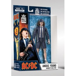 Figura Angus Young AC/DC BST AXN Loyal Subjects