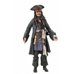 Figura Jack Sparrow Piratas del Caribe