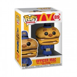 McDonald's Officer Big Mac POP Funko 89