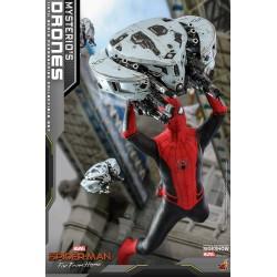 drones mysterio hot toys spiderman lejos de casa far from home