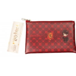 Estuche Rectangular Harry Potter Gryffindor Harry y Hermione