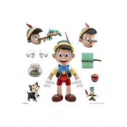 Figura Pinocho Ultimates Disney Super7
