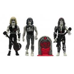 Pack 3 Figuraq Slayer Live Undead ReAction Super7