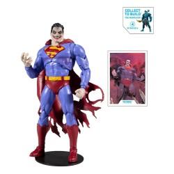 Figura Superman The Infected McFarlane Multiverse DC Comics