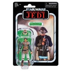 Figura Lando Calrissian (Skiff Guard) Star Wars El Retorno del Jedi Hasbro