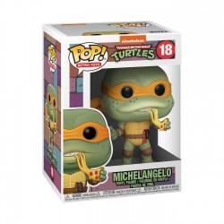Michelangelo Tortugas Ninja TMNT POP Funko 18