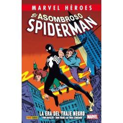 El Asombroso Spiderman. La Era del Traje Negro  (Marvel Héroes 57)