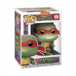 Raphael Tortugas Ninja TMNT POP Funko 19