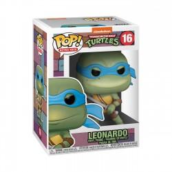 Leonardo Tortugas Ninja TMNT POP Funko 16