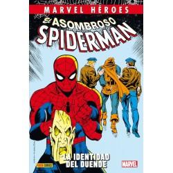 El Asombroso Spiderman. La Identidad del Duende (Marvel Héroes 58)