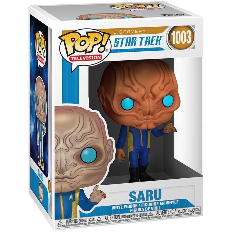 Saru Star Trek Discovery POP Funko 1003