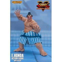 Figura Honda Nostalgia Costume Street Fighter V Champion Edition Storm Collectibles