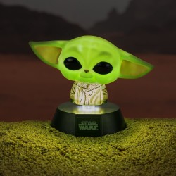 Figura Baby Yoda Icon Light...