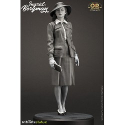 Estatua Ingrid Bergman Old & Rare Infinite Statue