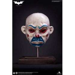 Máscara Joker The Dark Knight El Caballero Oscuro Escala 1/1 Prop Réplica Queen Studios