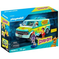 La Máquina del Misterio Scooby-Doo! Playmobil
