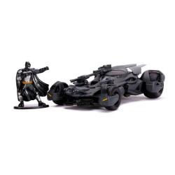 Réplica Batmobile Justice League Hollywood Rides